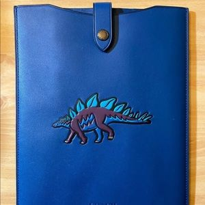 Coach 1941 iPad leather case
